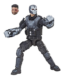 Marvel Legends Avengers Civil War Crossbones Robot Negro