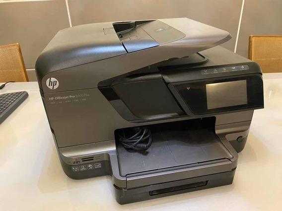 Multifuncional Hp Officejet Pro 8600 Plus-cabeçote Queimado