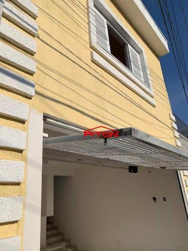 Casa À Venda, 120 M² Por R$ 420.000,00 - Vila Matilde - São Paulo/sp - Ca0842