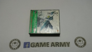 Final Fantasy 7 Ps One