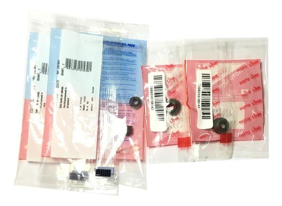 Kit Retentor Válvulas Cb 400 / Cb 450 / Cbr 450