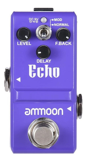 Echo Delay Pedal