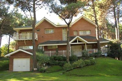 Casa De 5 Dormitorios -250mts Del Mar- Pinamar Norte