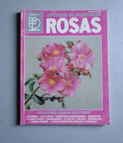 Rosas - Sítios & Jardins Especial