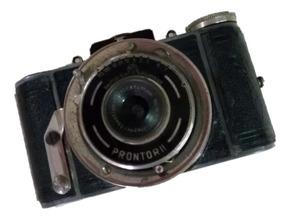 Câmera Fotográfica Ihagee Parvola Tubusobjektiv 1:4,5 70mm