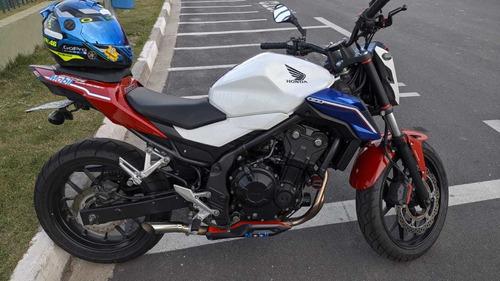 Imagem 1 de 15 de Honda Cb500f Abs