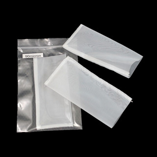 20 Bolsas Para Rosin Press Rosin Press Bags 5x10cm 90micras