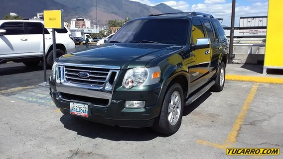 Ford Explorer Limted-automatico