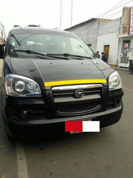 Se Venden Minivan Jac Refine, En Perfecta Condicion $10,500
