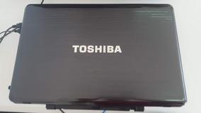 Notebook Toshiba I7 2670qm / 750gb / 8gb Ram / Bluray / 15,6