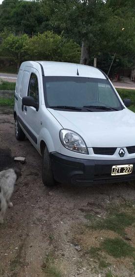Renault Kangoo 1.5 2 Furgon Confort Aa Da Svt 1plc 2011
