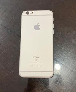 Carcaça iPhone 6s Prata Com Flex De Botões