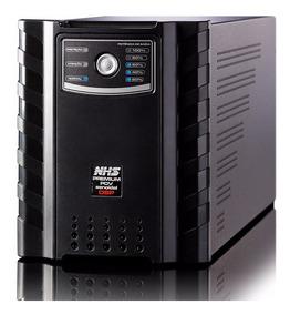 Nobreak Nhs Senoidal Bivolt 1500va 1500 Watts Isolador