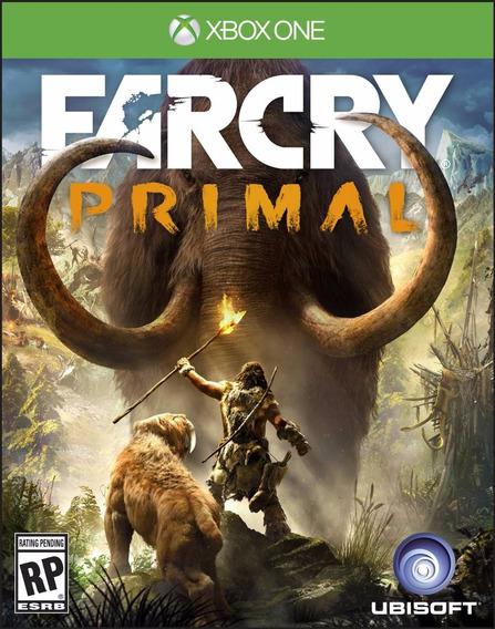 Far Cry Primal Mídia Digital Xbox One Imediato