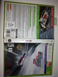 Need For Speed: Rivals Xbox 360 - The Store Game