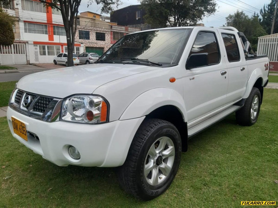 Nissan Frontier Np300 Mt 2400cc 4x4 Aa 2ab Abs