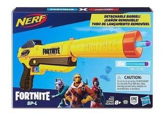 Nerf Pistola Fortnite Sp-l E7063 Hasbro