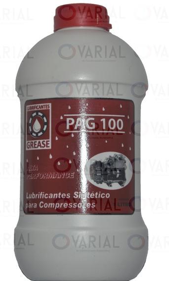 Oleo Pag 100 Para Compressor De Ar Condicionado Automotivo
