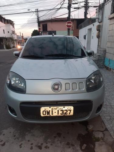 Imagem 1 de 7 de Fiat Uno 2014 1.0 Vivace Flex 5p