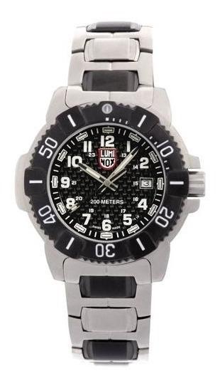Luminox Reloj Evo Steel Seal Dive 6202