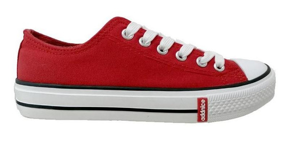 Addnice Zapatillas Kids - Vulcan Cusco Rojo