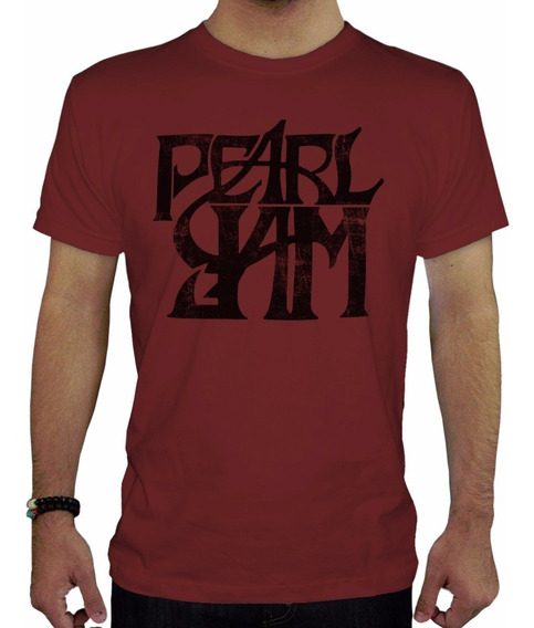 Remeras Hombre Pearl Jam5 Inkpronta