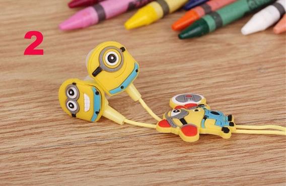 Fones De Ouvidos Dos Minions