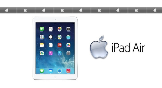 iPad Air Com Tela Retina Apple Wi-fi