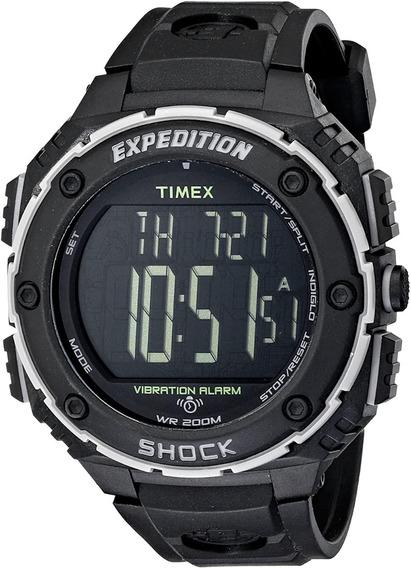 Reloj Hombre Timex Expedition T49950 Digital Deportivo