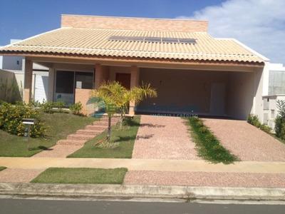 Casa Residencial Em Campinas - Sp, Loteamento Parque Dos Alecrins - Ca01634