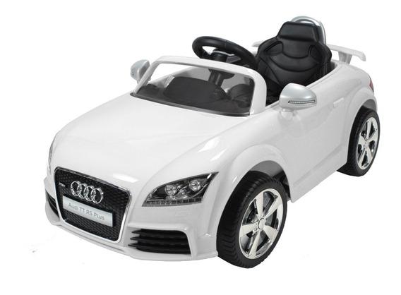 Auto Audi Tt Rs8 A Batería Niños 2 Motres 15 Watts Bebitos