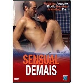 Dvd Filme Sensual Demais Original Raríssimo Cult Europeu !