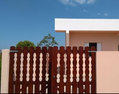 Casa Na Praia 2 Dms Em Itanhaem - Mensais + - 800,00 Mcmv