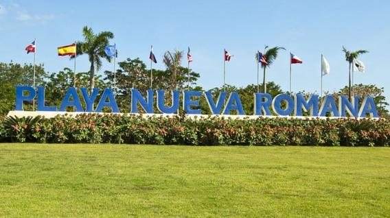 Solar En Venta En El Exclusivo Sector De Playa Nueva Romana