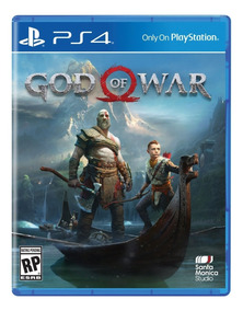 Jogo God Of War Ps4