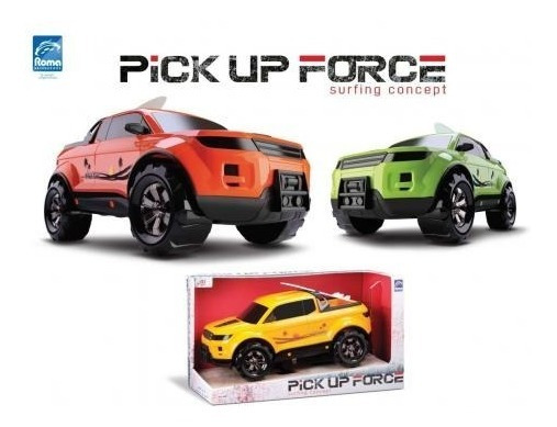 Pick-up Force - Surfing Concept - Roma Toys