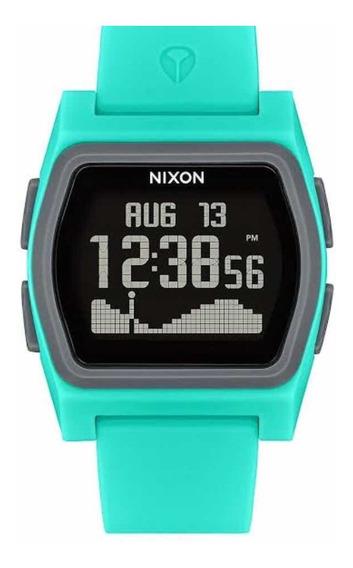 Relógio Nixon Rival Turquesa