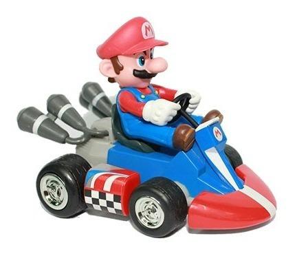 Figura De Mario Kart - Mario- Sellado - Original