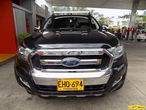 Ford Ranger 3.2 Limited