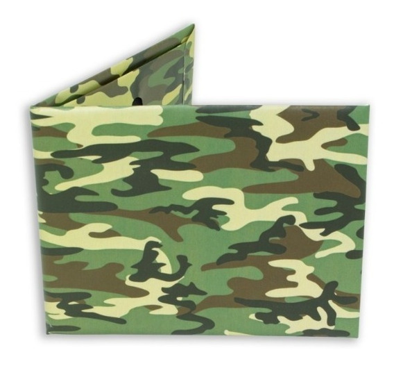 Cartera Maxi - Camouflage - Moon Wallets