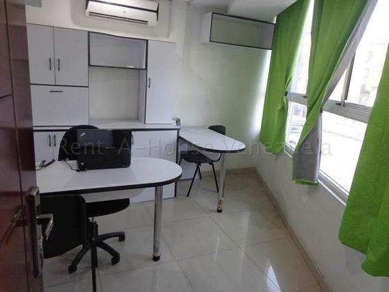 Oficna Consultorio En Alquiler En La Maracaya Cod 20-9494 Sh