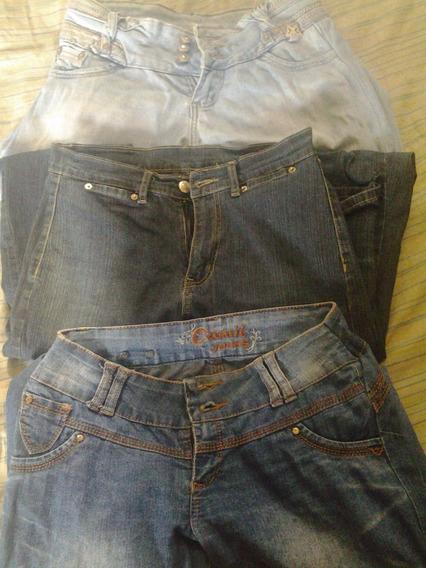 Pantalones Dama Y Niño Dama Talla 28 Y Niño Talla 10