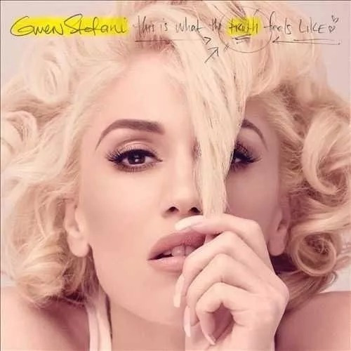 Cd Gwen Stefani -this Is What The Truth...