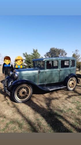 Ford A 1931, Funciona Todo Perfecto, Video Actual