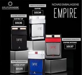 Kit Com 2 Perfumes Masculino Empire Vip Hinode