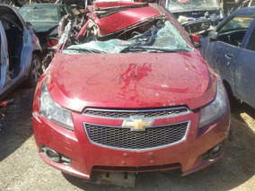 Chevrolet Cruze X Partes