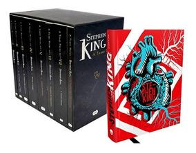 Box Coleção Torre Negra Stephen King + Coração Assombrado