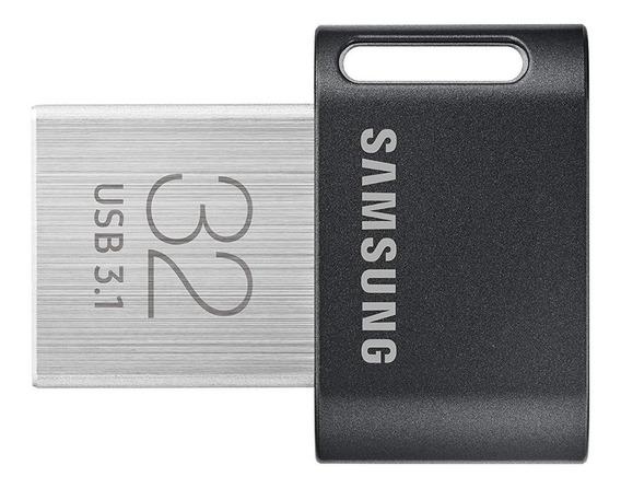 Pendrive Samsung Fit 32gb Usb 3.0 3.1 Ultra Pronta Entrega
