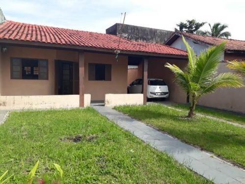 Imagem 1 de 11 de Casa Com 500 Metros Do Mar Em Itanhaém - 5470 | A.c.m