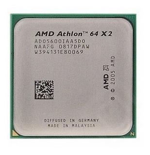 Procesador Amd Athlon 64 X2 Dual Core 2.9 Ghz Ado5600iaa5do
